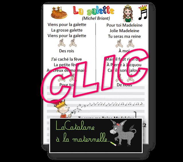 La galette (Michel Briant) - LaCatalane