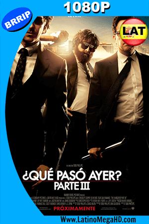¿Qué Pasó Ayer? Parte 3 (2013) Latino HD 1080P ()