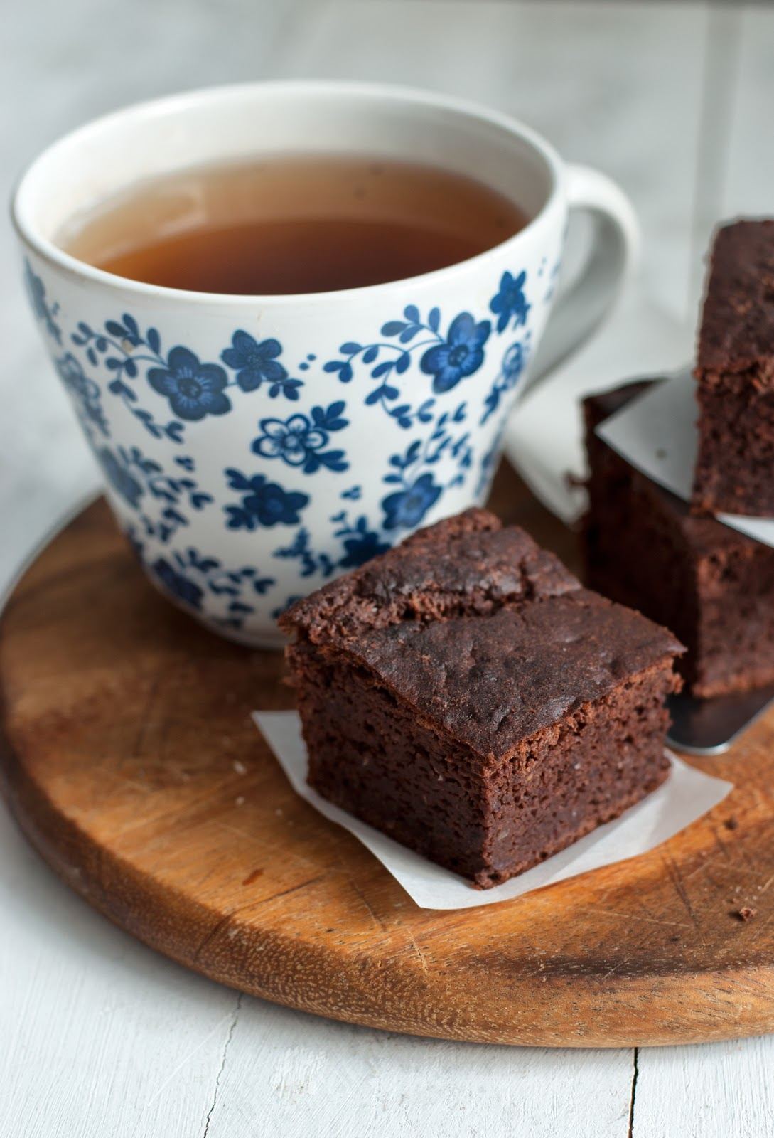 Ciasto czekoladowe z fasoli bez glutenu