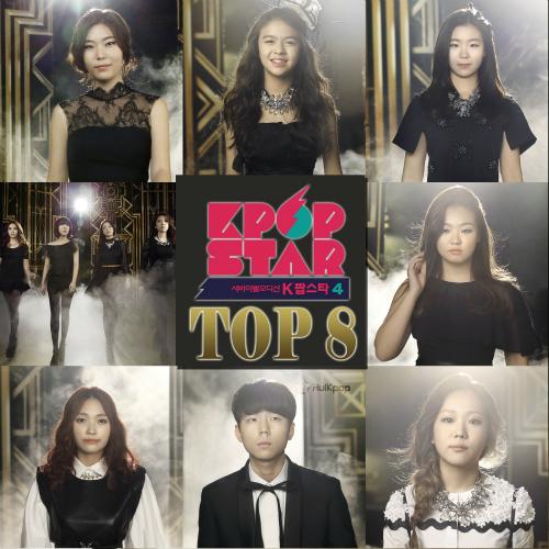 [Single] Various Artists – KPOP Star Season 4 TOP8