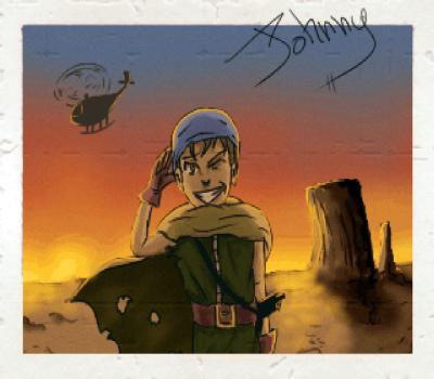 Desolate City - The Bloody Dawn (Enhanced Edition) - Johnny