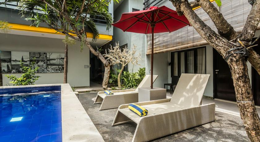 ZEN Rooms Legian Dewi Sri 2 11