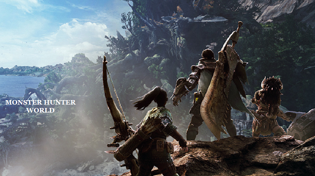 Monster Hunter World Download Game For Free Complete Setup For PC Direct Download Link