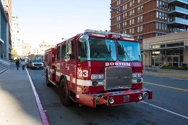 Pompieri-Boston