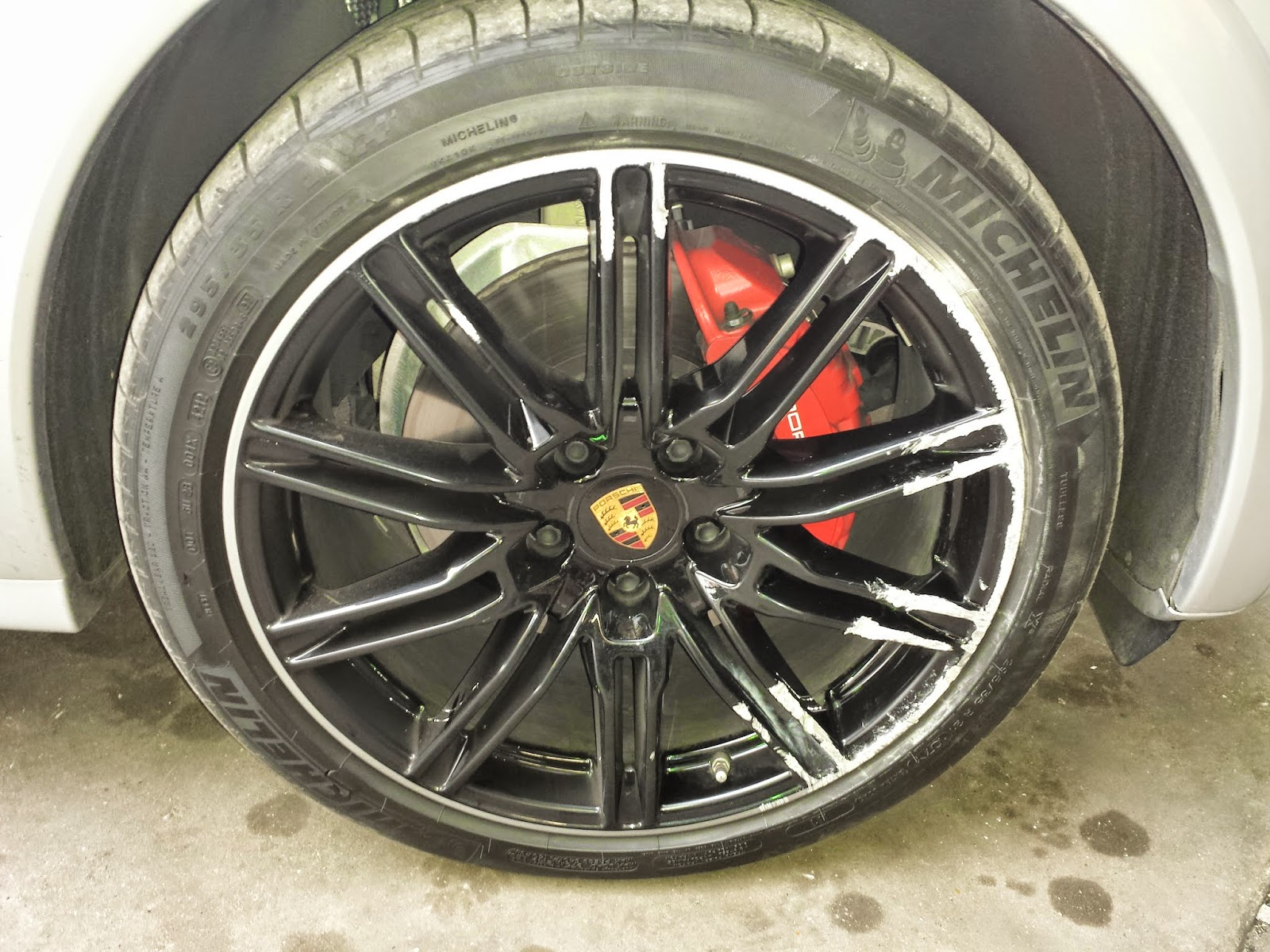 Rim Repair Houston Porsche Wheel Painting Curb Rash Repair Houston