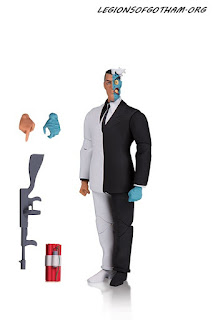 DC Collectibles Two-Face Figure Batman: The Animated Series