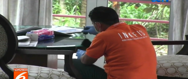 Polisi Sudah Temukan Bukti-Bukti Tewasnya Hari Darmawan di Ciliwung
