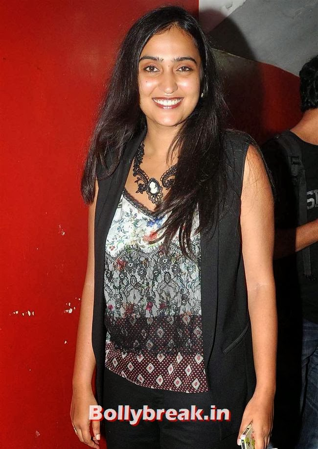 Priyanka Alva, Krrish 3 Special Screening