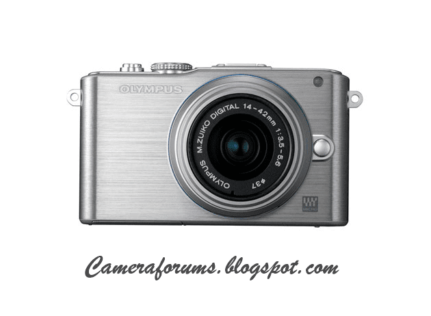 Olympus PEN E-PL3 Software and Firmware Download