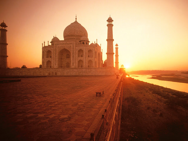 india wallpaper taj