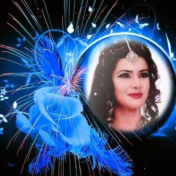beautiful vivana singh , ganga , mahabharat ,, Mata Ganga aka Vivana Singh in Serial Mahabharat