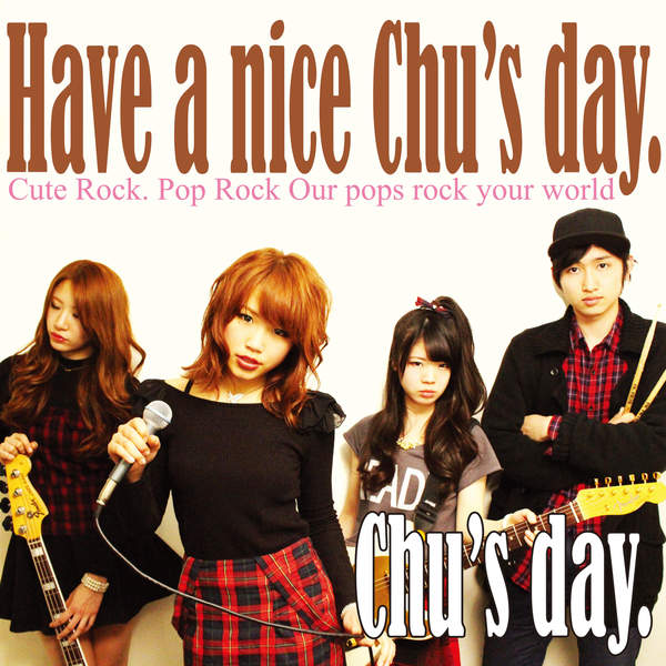 [Album] Chu's day. – Have a nice Chu's day. (2016.02.10/MP3/RAR)