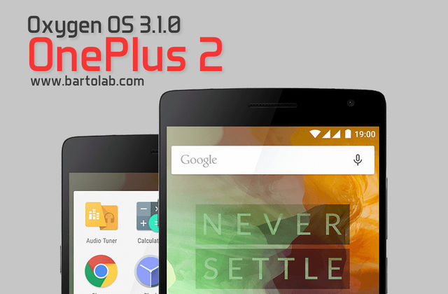 Oxygen OS 3.1.0 Update For OnePlus 2
