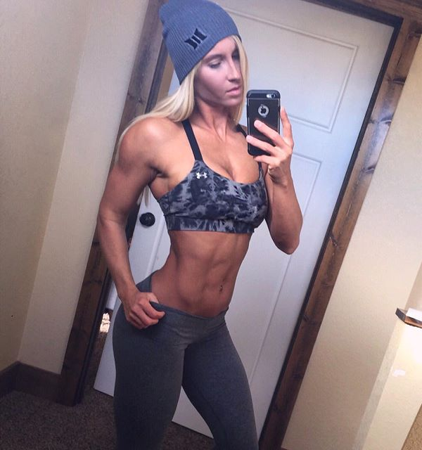 Fitness Model Rachel Shimon