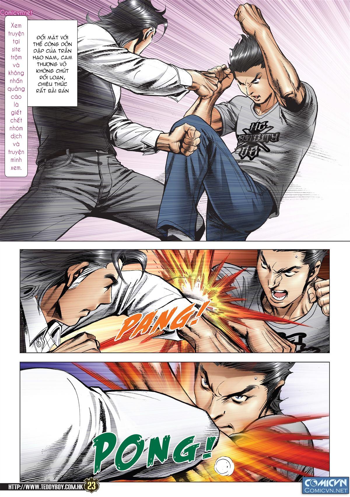 Người Trong Giang Hồ chapter 2119: nam ca vs thượng võ trang 22