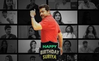 HBD wishes from Serial to Cinema | HBD Suriya | Happy Birthday Suriya 2018 | Times Of Cinema