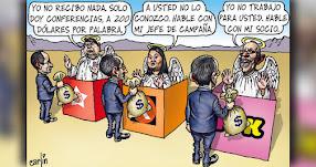Carlincaturas Viernes 17 Noviembre 2017 - La República