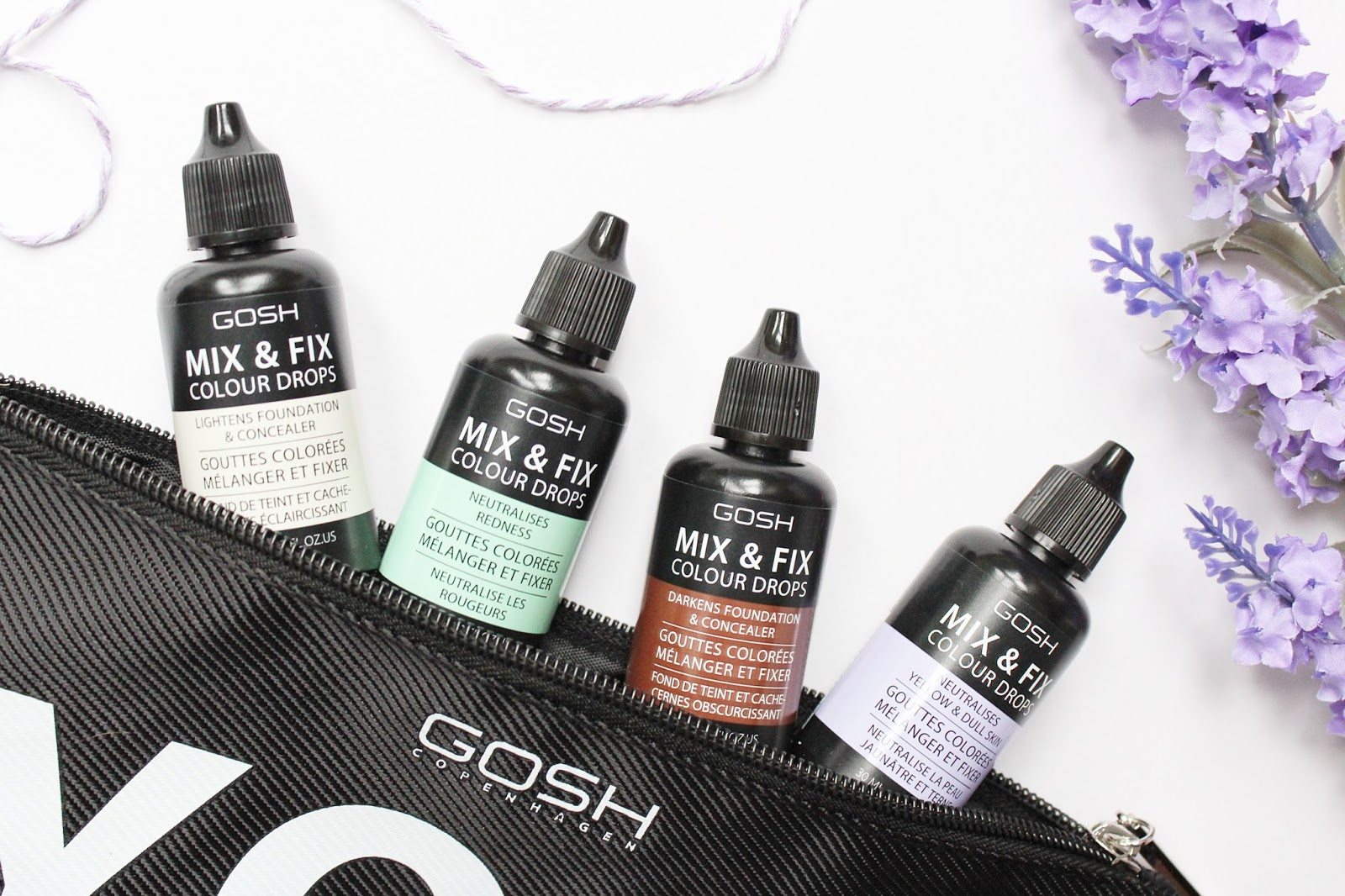 GOSH Mix & Fix Colour Drops