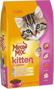 Review Makanan Kucing Meow Mix Kitten