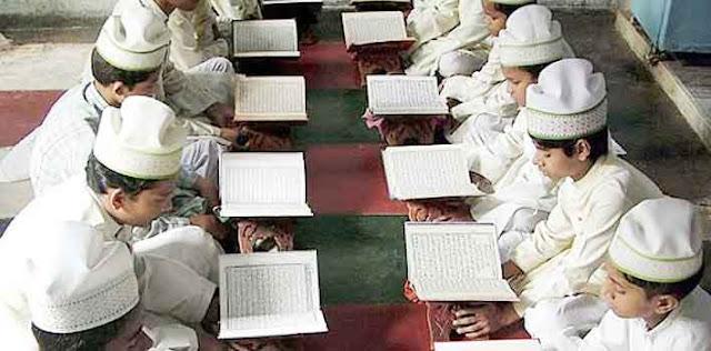 एक मदरसा जहां पढ़ाई जाएगी संस्कृत