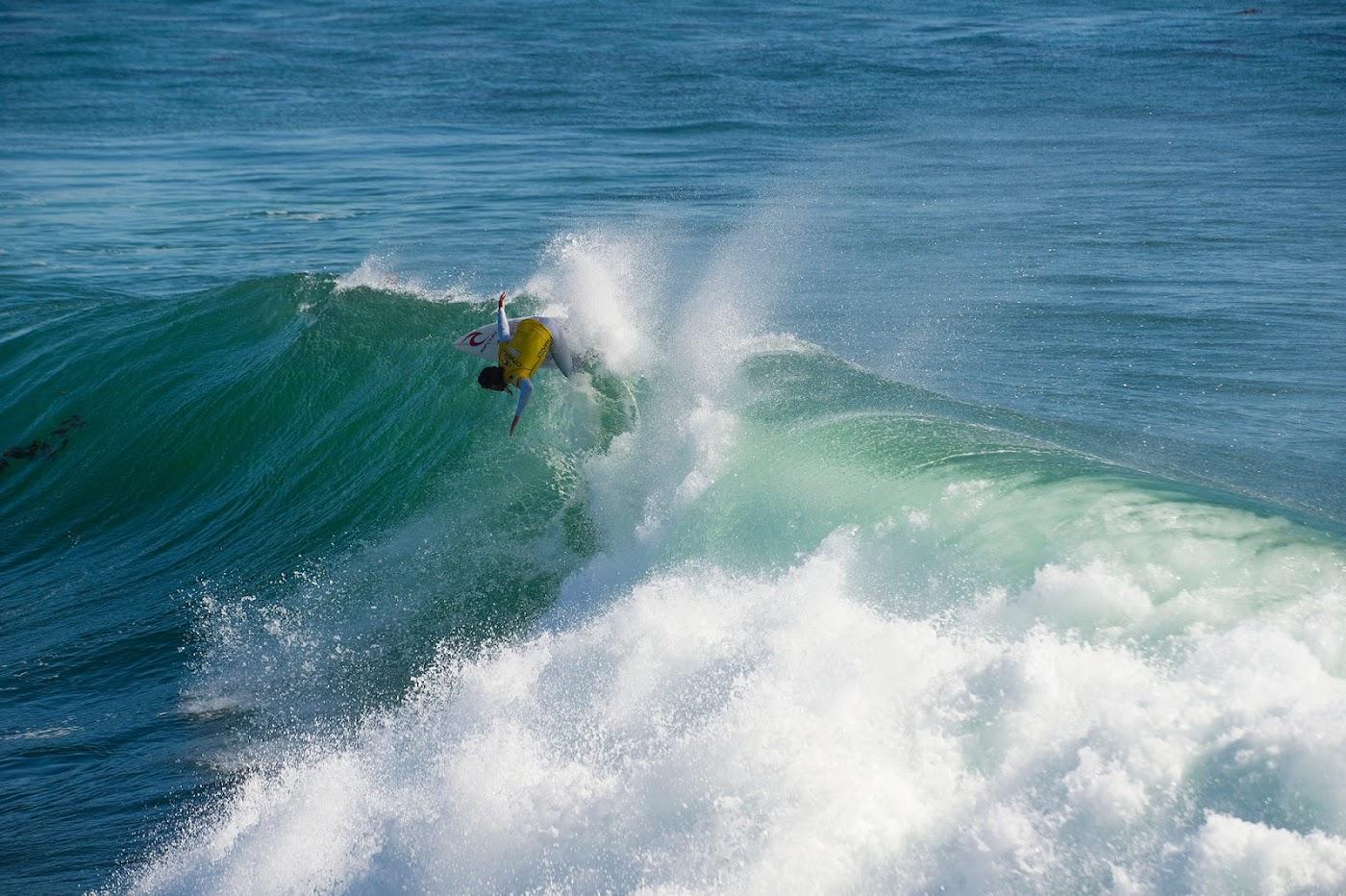 Matt Wilkinson - O'Neill Coldwater Classic 2012