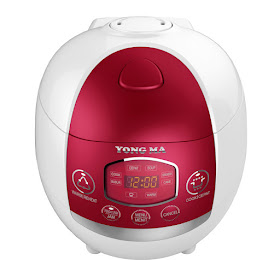 Yong Ma Rice Cooker Digital Red <price>Rp996.000</price> <code>SKU-0008</code>