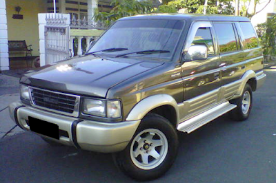 Isuzu Panther Hi-Sporty Modifikasi