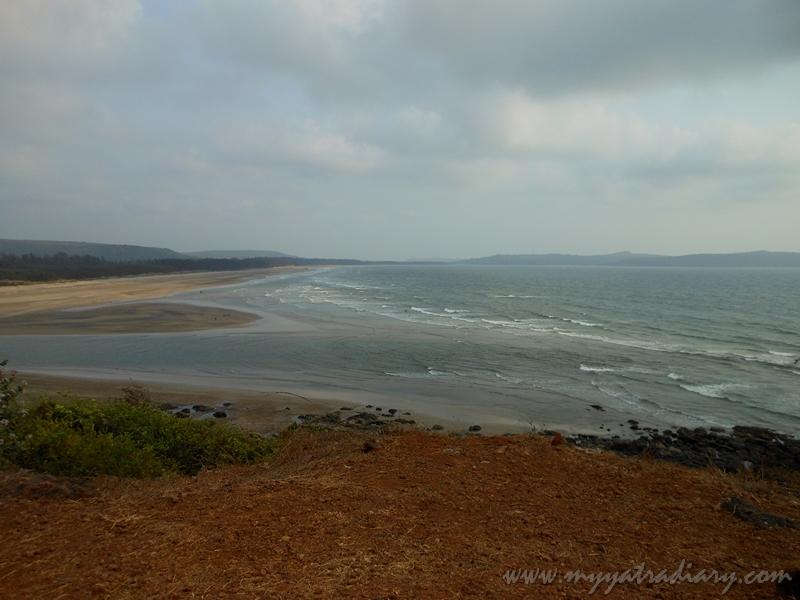 Stunning Aare Ware Beach in Ratnagiri, Maharashtra