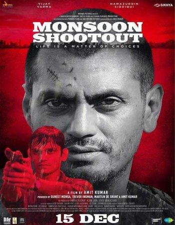 Monsoon Shootout (2017) Hindi HDRip 720p