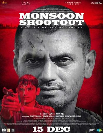 Monsoon Shootout (2017) Hindi HDRip 480p