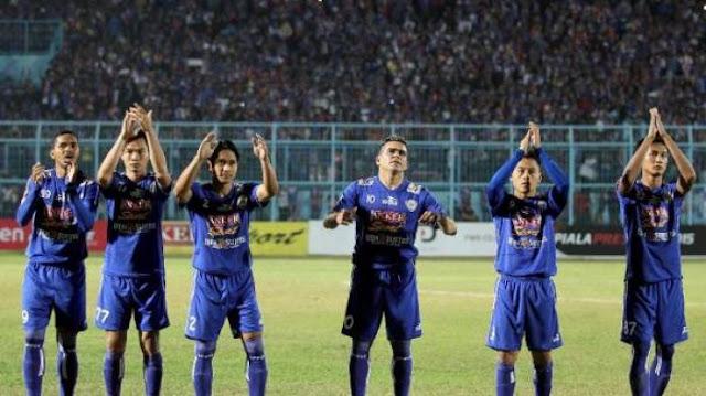 Ini Nama-Nama Pemain Arema FC Yang Diboyong Ke Padang