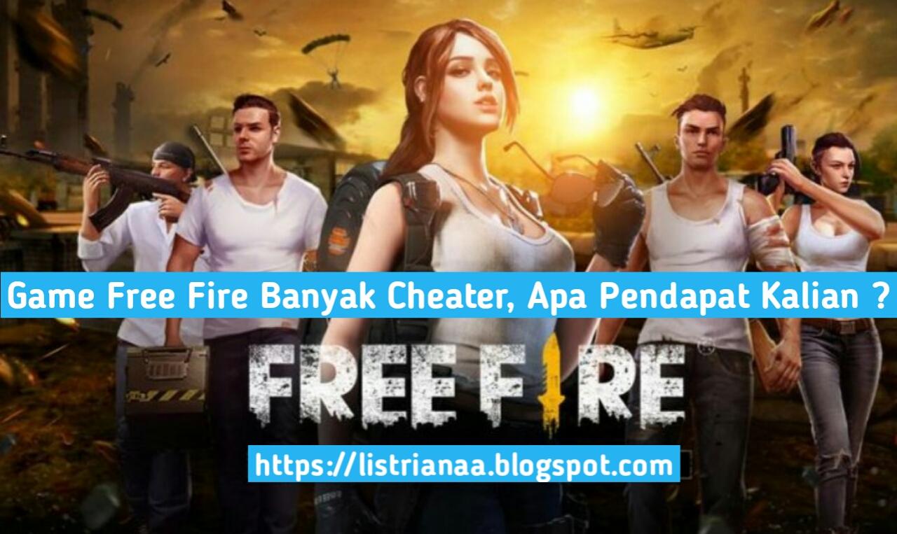Game free Fire Banyak Cheater, Apa Pendapat Kalian ? 8