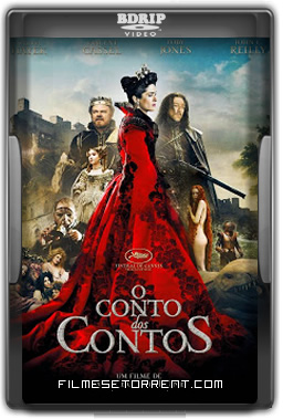 O Conto dos Contos Torrent BDRip Dual Audio