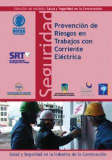 prevencion de riesgos en trabajos con corriente electrica