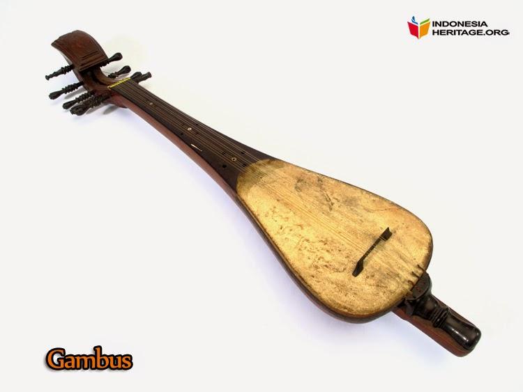 alat musik sumatra selatan alat musik