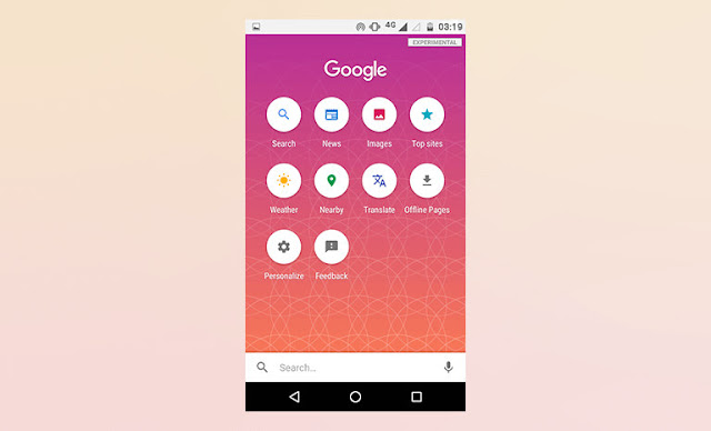 تطبيق جديد من جوجل لأصحاب الأنترنت الضعيف
