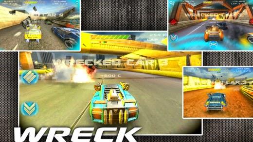 screenshot 4 Battle Riders v1.0