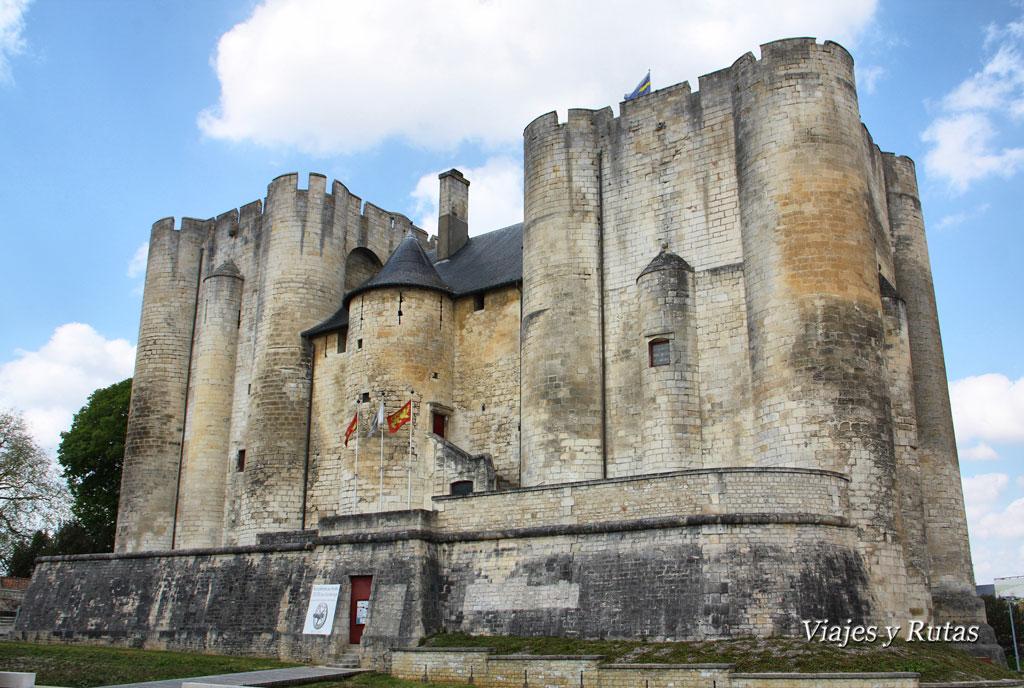 Donjon, Niort, Francia