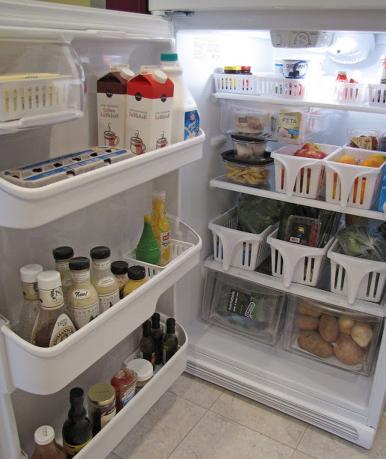 Jika Rajin Buat Label Di Kabinet Dapur Agar Barang Tidak Disimpan Secara Se Hati Langsung Ini Akan Membantu Mendisplinkan Diri Anda Dan