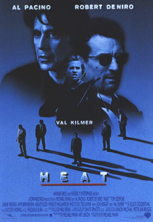 The Movie Database Blog Heat 1995