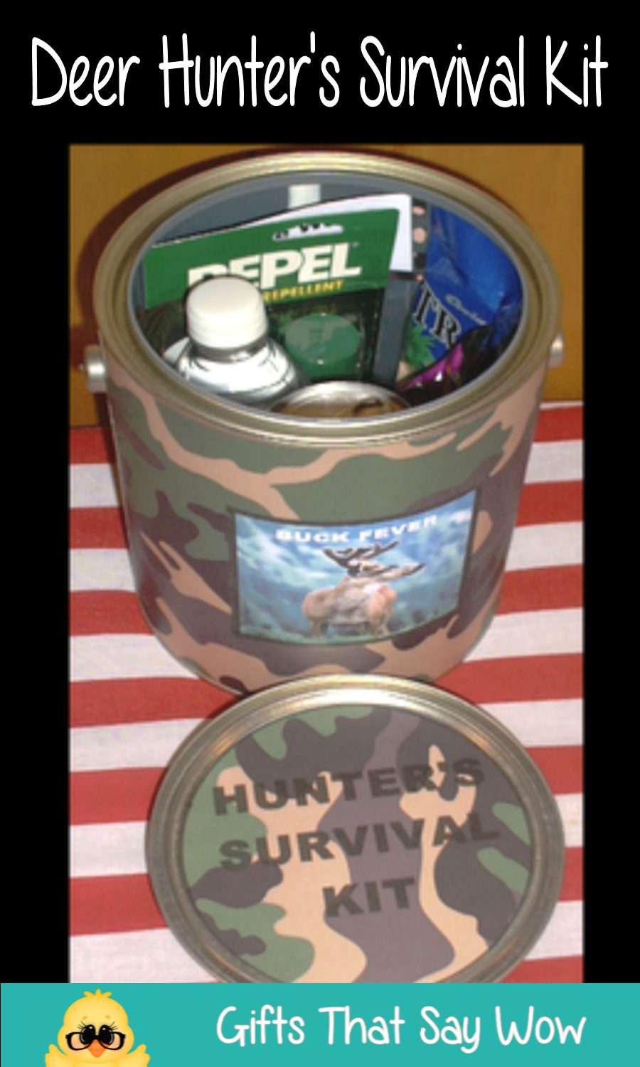 Gifts That Say Wow Fun Crafts And Gift Ideas Hunter S Survival