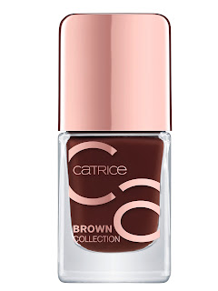 Catrice Brown Collection Nail Polish