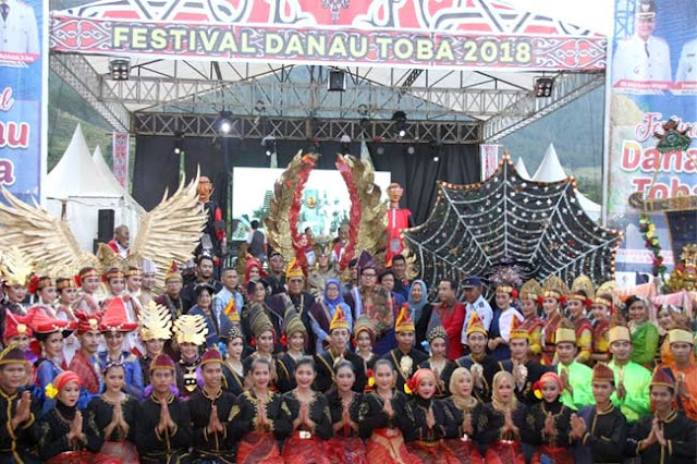 Agenda Tetap untuk Festival Danau Toba (FDT)
