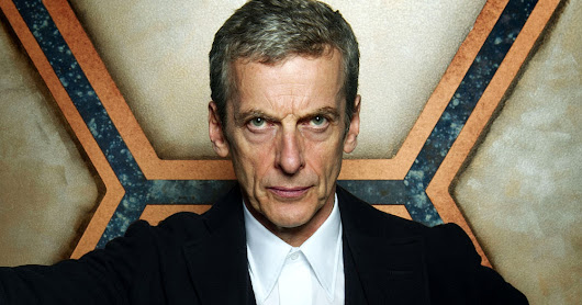 Doctor Who- Peter Capaldi to Leave Series Xmas 2017