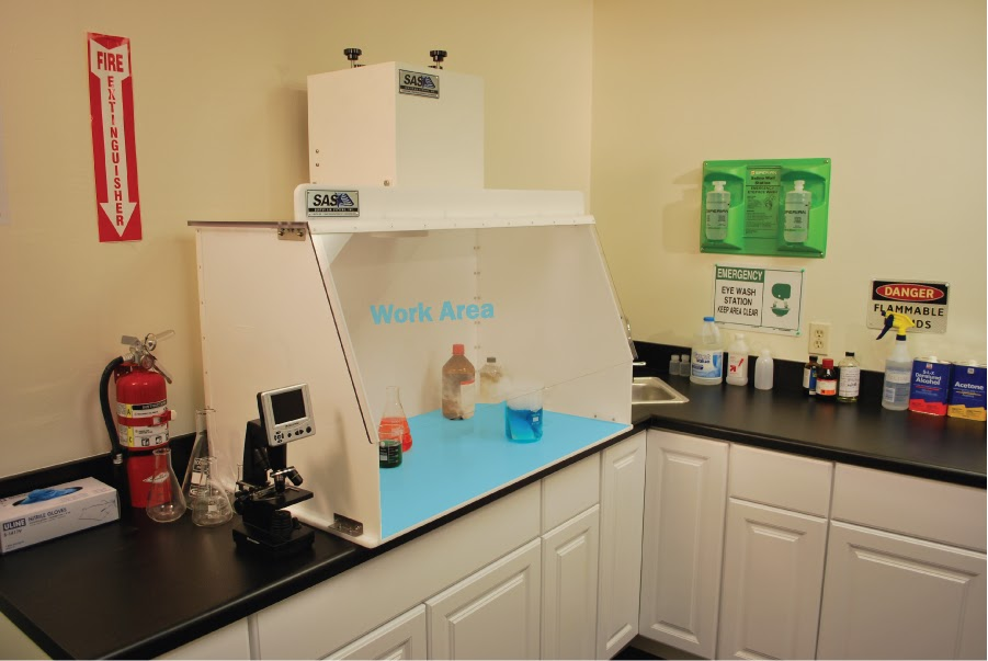 How Does A Ductless Fume Hood Work Sentry Air Systems Inc
