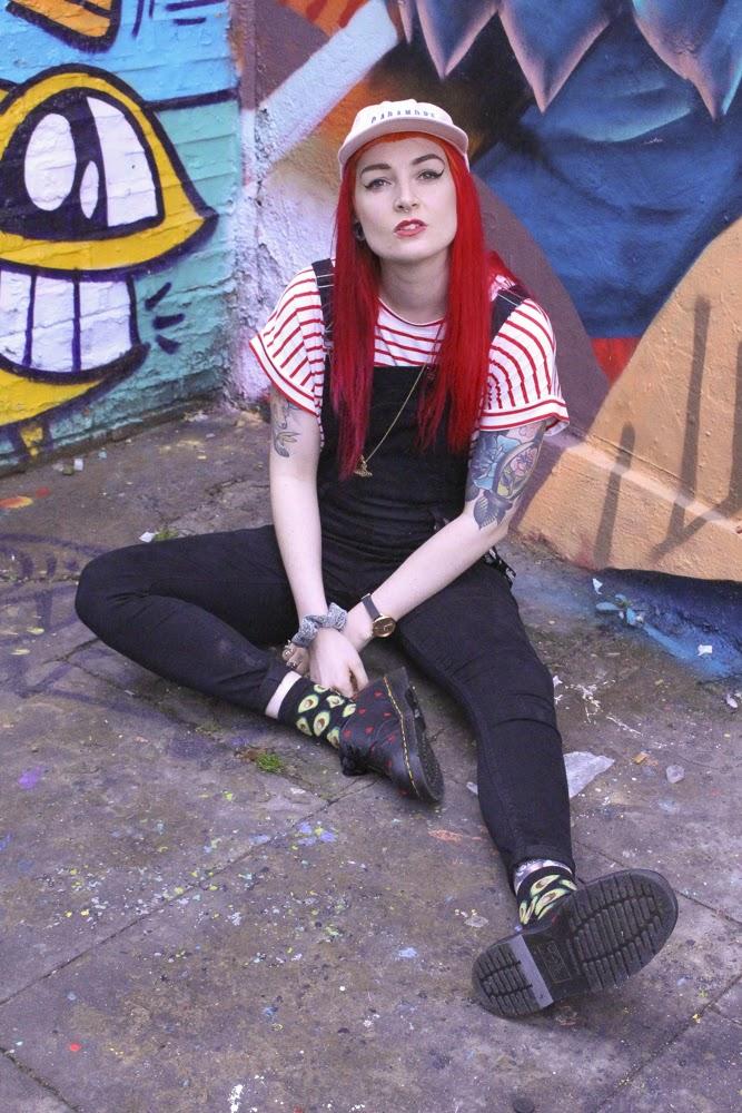 Alternative Style Blogger Foxxtailz