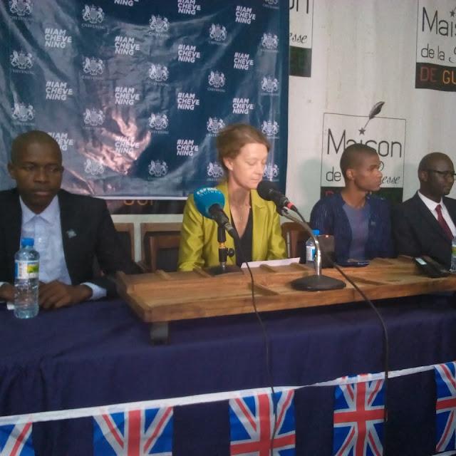 Guinée : Coopération, l'ambassade du Royaume-Uni octroie des bourses d'études aux guinéens