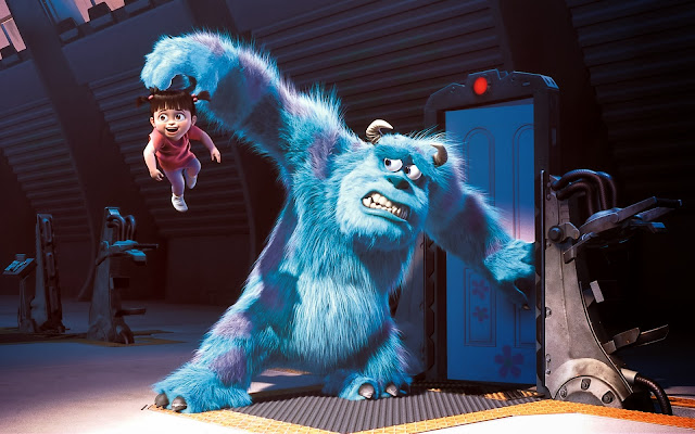 Monsters Inc 2001 mtvretro.blogspot.com