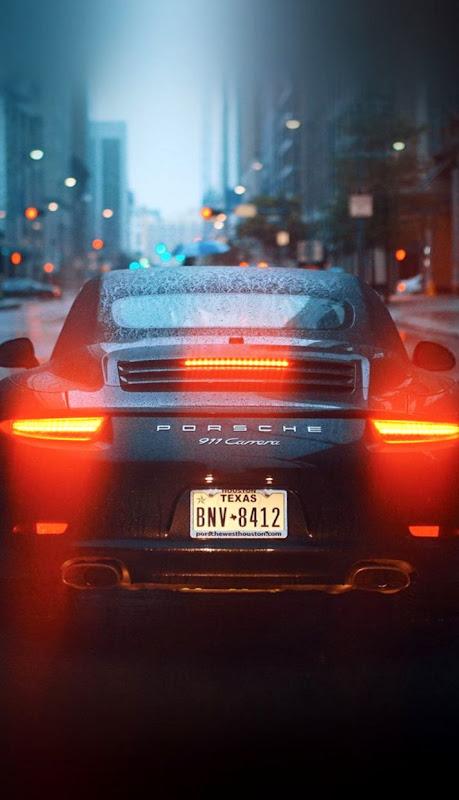Porsche 911 Front City Hd Wallpaper Wallpapers Arena