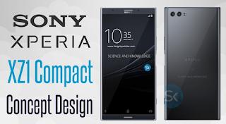 Full Spesifikasi dan Harga Sony Xperia XZ1 Compact Terbaru